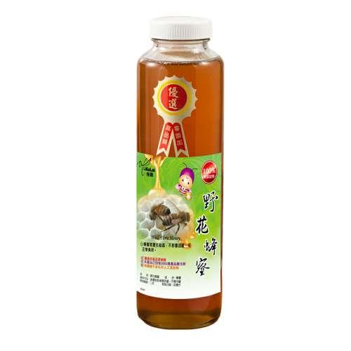 【客錸】優選台灣野花蜂蜜820g x1