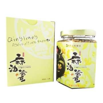 清亮農場-麻油薑(200g/罐)_A014002