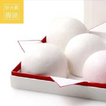 【好天氣饅頭】原味(6入/袋± 110g)