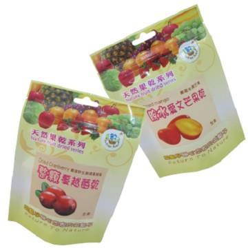 菜籃子 人氣果乾組合-20包芒果+20包蔓越莓 85折