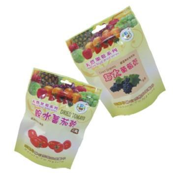 菜籃子 人氣果乾組合-20包番茄+20包葡萄 85折