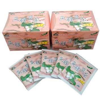《好客-溫伯力》魚腥草茶(20小包盒,共二盒)_A017008