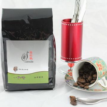 【戀松鶴】山中傳奇100%台灣阿拉比卡咖啡(225公克)x2包