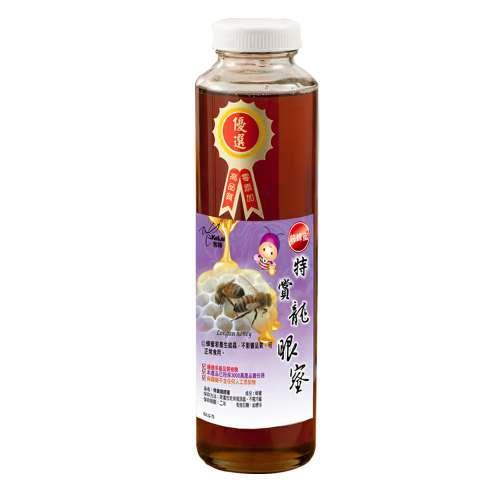 【客錸】優選特賞龍眼蜜820g x1