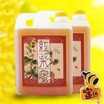 【蜜匠】珍釀紅柴蜂蜜1800g*3