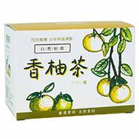【金彩堂】香柚茶 15包/盒 (五盒)