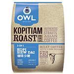 【貓頭鷹咖啡】三合一碳烤咖啡18g*25s (2袋組)