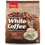 ※本品效期為2017.12.23※【超級咖啡】三合一炭燒白咖啡-經典原味(15入*2袋組)