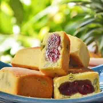 【花草巫婆】蔓越莓鳳梨酥 9入x1盒