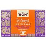 【BOH寶樂茶】風味紅茶包-伯爵柑橘味20入/盒(2盒組)