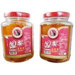 鴻旗-鳳梨豆鼓醬,共二瓶(390g/瓶)_A022008