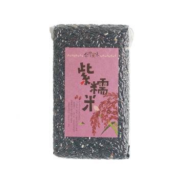 【台灣原味】台東原生種紫糯米300g/包 x6