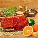 霽月肉鬆-柳橙肉乾(300g/包),共兩包_A023011