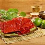 霽月肉鬆-泰式檸檬肉乾(300g/包),共兩包_A023012