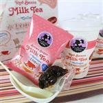 【小資時刻】水漾黑糖紅豆奶茶禮盒組