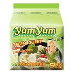 養養 泰式綠咖哩湯麵-5入/袋