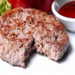 【好神】紐西蘭草飼牛元氣漢堡排16片組(約150g/片)