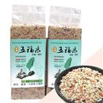 《好客-花蓮水稻米》長樺 五福米(1kg/包,共兩包)_A025009