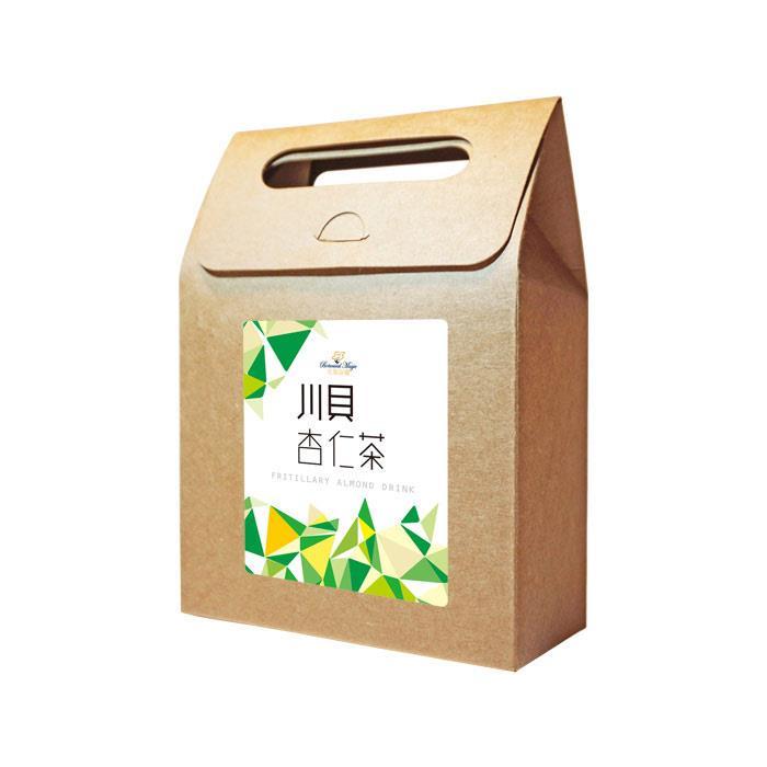 【花草巫婆】川貝杏仁茶 10入