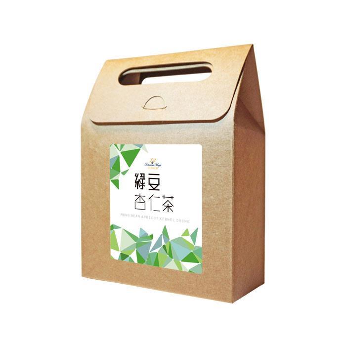 【花草巫婆】綠豆杏仁茶 10入
