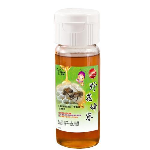 【客錸】優選台灣野花蜂蜜400g x1