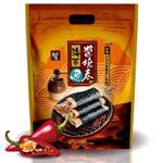 【福禧齋】海苔醬燒魚卷-辣味(70g 七入袋裝)