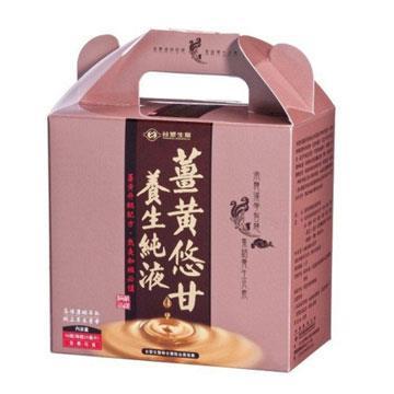 【台塑生醫】薑黃悠甘養生純液(20ml x30瓶)