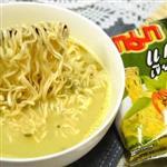 世界泡麵排名第8!泰國【MAMA】雞肉綠咖哩風味麵