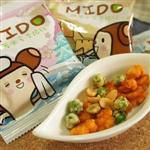 往日本.韓國的飛機上零食!【豆之家】MIDO航空米果(經濟艙)