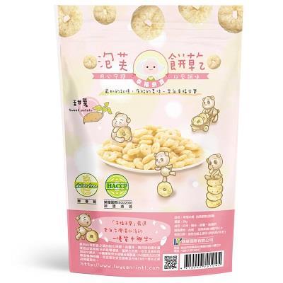 【幸福米寶】泡芙餅乾(20g/包)-十二包入