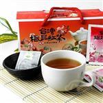 【醒茶莊】台灣極品梨香紅茶袋茶禮盒1盒