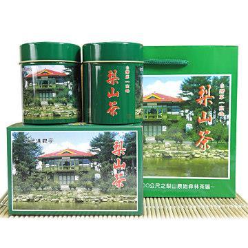 【醒茶莊】嚴選梨山高冷茶禮盒150g(2組)