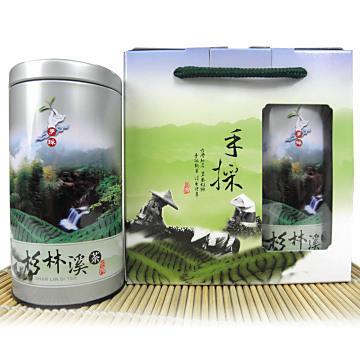 【醒茶莊】輕焙杉林溪手採高山茶禮盒300g(2組)