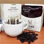 【Gustare caffe嘉士德】精選阿拉比卡濾掛式咖啡5盒(5包/盒)