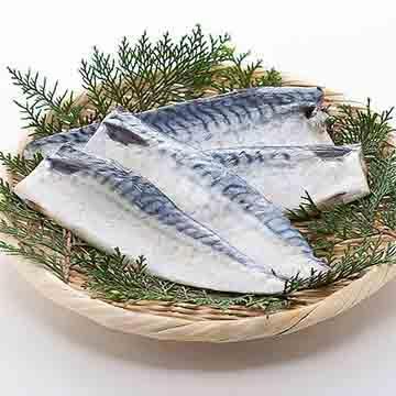 【好神】台灣極鮮一夜干鯖魚片20包組(170g/片)
