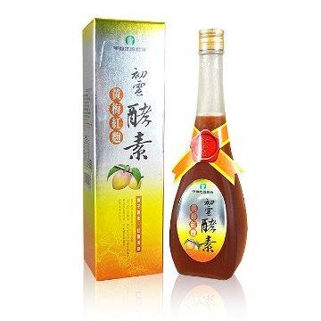 【甲仙農會】黃梅紅麴酵素(500ml)