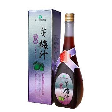【甲仙農會】 紫蘇梅汁(500ml)