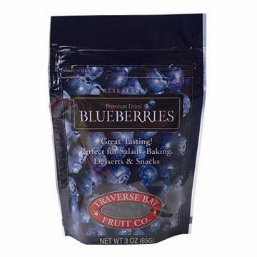 【特拉佛斯】整顆天然藍莓乾(85g/包) x8