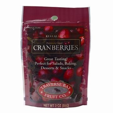 【特拉佛斯】天然蔓越莓乾(85g/包) x7