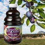 【Taylor】天然加州黑棗汁(946ml/瓶) x5