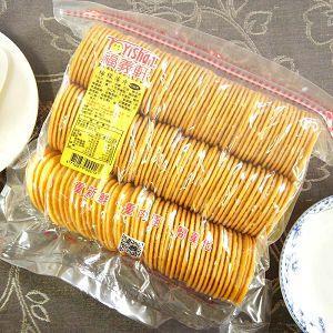 福義軒早期賣最好的餅乾!【福義軒】檸檬薄片!A43