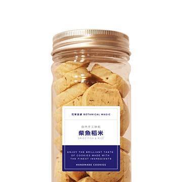 【花草巫婆】柴魚稻米 手工餅乾