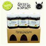 【壽滿趣】Sweet Nature - 活性麥蘆卡蜂蜜禮盒(UMF5+ 250gmx3 瓶)