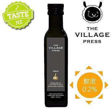 【壽滿趣- 紐西蘭廚神系列】大蒜風味橄欖油(250ml 單瓶散裝)~賞味期至2018.08.07