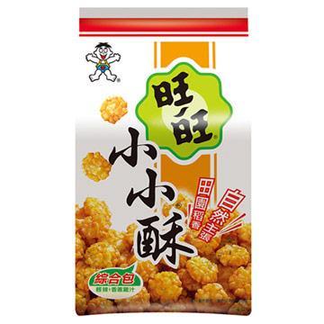旺旺 小小酥綜合包(輕辣+香蔥雞汁)(150g)