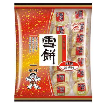 旺仔 雪餅經濟包(350g)