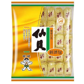 旺旺 仙貝經濟包(350g)