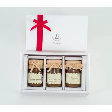 【法式手工果醬】120g果醬禮盒