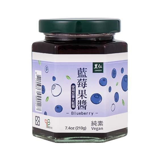 【里仁】藍莓果醬210g
