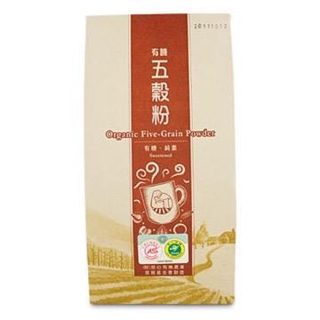【里仁】有機五穀粉-有糖(隨身包)